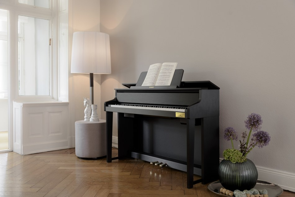 Celebrate National Piano Month With Casio