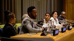 Data For Social Good Takes Center Stage At The United Nations During Media For Social Impact Summit (PRNewsfoto/PVBLIC Foundation)