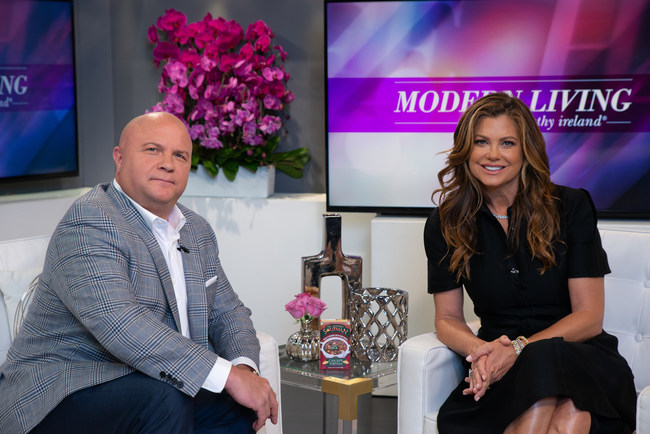 Joe Hagan, CEO of Gallant Brands on Modern Living with kathy ireland®
