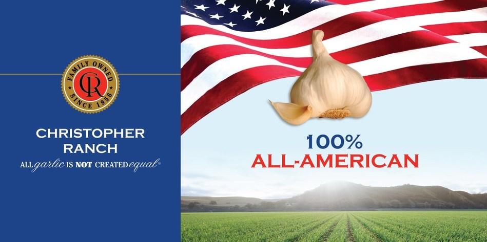 All-American Garlic