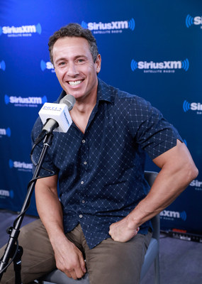 CNN's Chris Cuomo to Host Live Weekday Show Exclusively for SiriusXM. Photo: Maro Hagopian