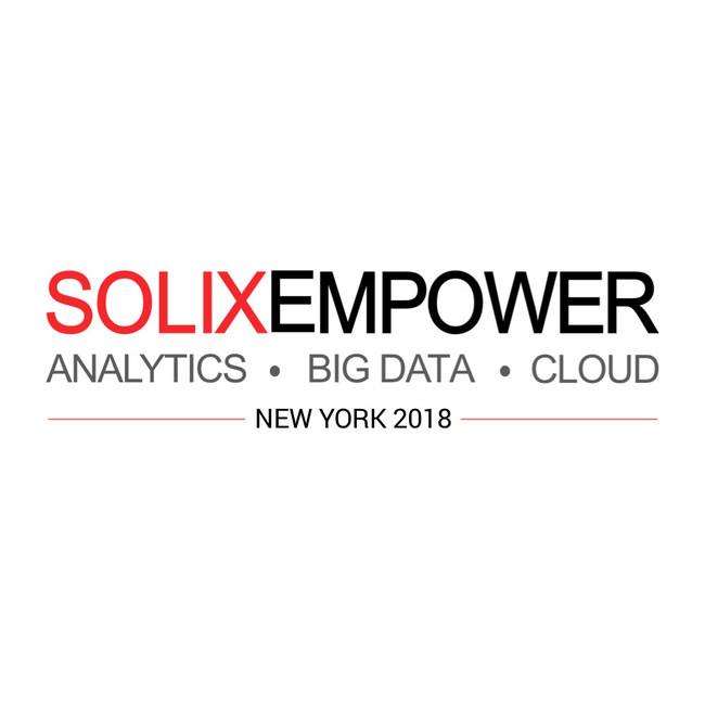 Solix EMPOWER New York 2018