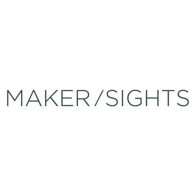 Makersights Logo (PRNewsfoto/MakerSights)