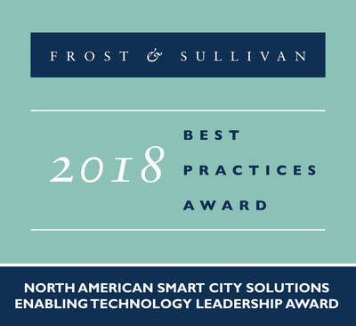 Trilliant Acclaimed by Frost & Sullivan for Developing the Trilliant Platform for Enabling Smart Cities