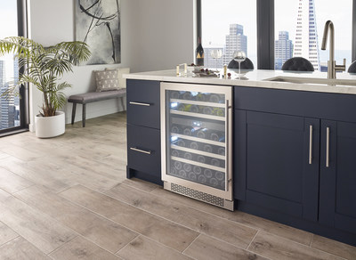 For more than 20 years, Zephyr has transformed the ventilation industry with design, discovery and care, and played an integral role in kitchen design trends. Today, the San Francisco-based company continues its commitment to unexpected design with the introduction of Presrv™ - its first collection of Wine and Beverage Coolers.