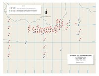 149 Prospect Drill Plan Map and Sections (CNW Group/Atlantic Gold Corporation)