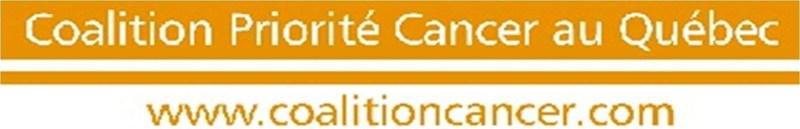 Logo : Coalition Priorité Cancer au Québec (Groupe CNW/Sensibilisation VPH)