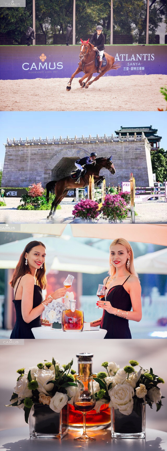 Highlights of the 2018 Longines China Tour