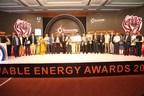 The Winners of REI Awards 2018 (PRNewsfoto/UBM India Pvt. Ltd.)