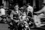 Viet Nam, Saigon - Bikes and Streets (PRNewsfoto/Goddard Gallery)