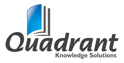 Quadrant Knowledge Solutions Logo