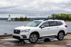 All-New 2019 Subaru Ascent Scores Top Marks in IIHS Testing, Earns 2018 Top Safety Pick+ Rating (CNW Group/Subaru Canada Inc.)