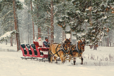 The Resort at Paws Up Invites Travelers To Go Montana-Style Big This Holiday Season