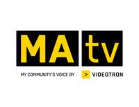 Logo: MAtv (CNW Group/MAtv)