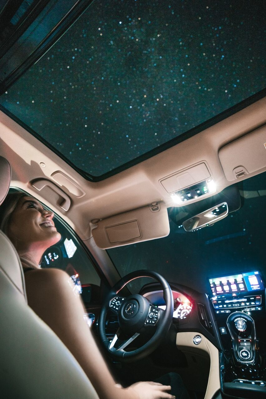 Acura Ties into #LookUp with 2019 RDX Social Campaign