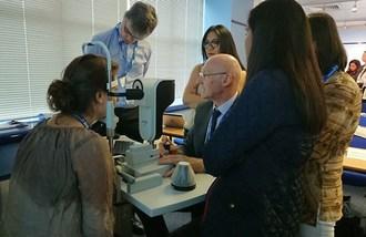 Improving Outcomes Biometry Course (PRNewsfoto/Haag-Streit UK)