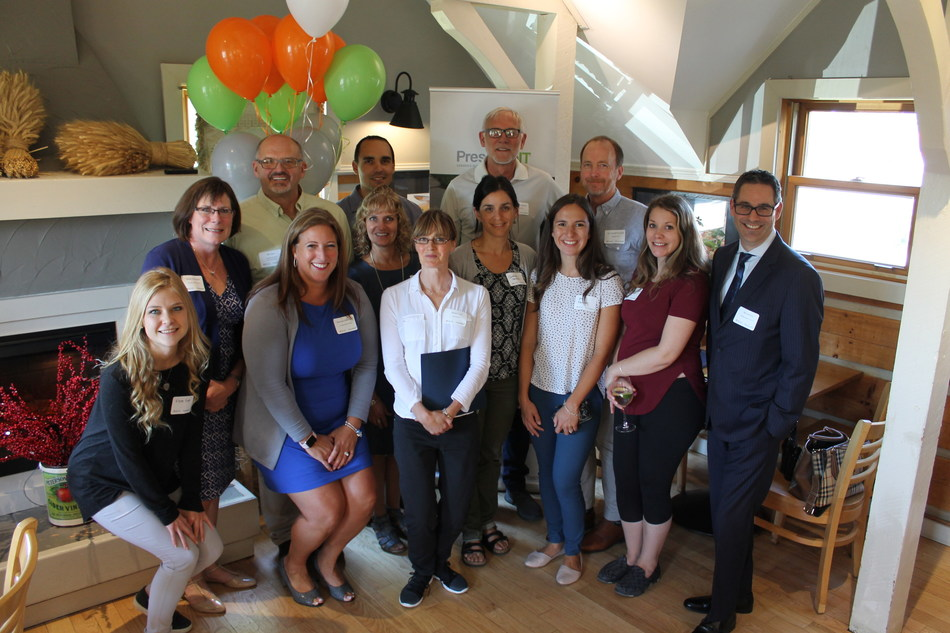 PrescribeIT first anniversary celebration in Huntsville, Ontario (CNW Group/Canada Health Infoway)