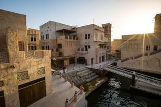 Al Seef Hotel Exterior (PRNewsfoto/Jumeirah Group)