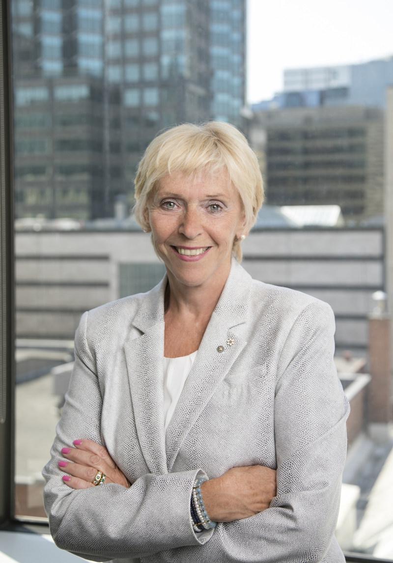 Françoise Bertrand (Groupe CNW/Réseau des Femmes d'affaires du Québec Inc.)