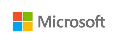 Logo: Microsoft (CNW Group/Microsoft Canada Inc)