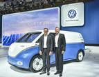 Volkswagen Commercial Vehicles at the IAA 2018