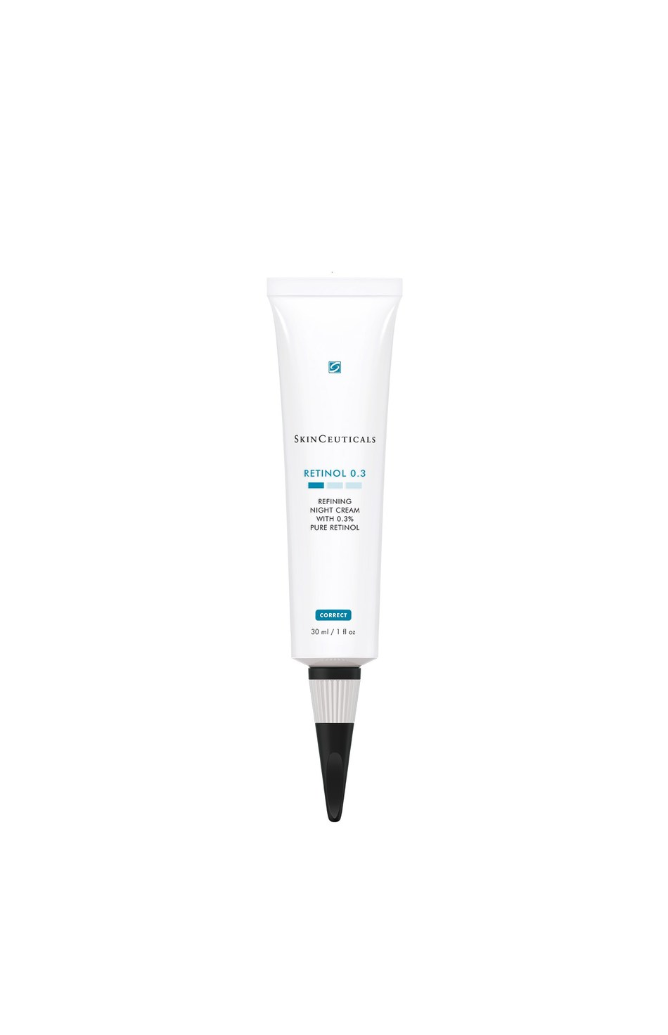 SkinCeuticals announces the launch of a new anti-aging retinol cream.