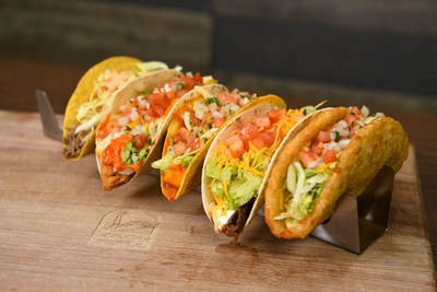 For the first time ever Taco Bell is giving fans around the world a reason to celebrate with National Taco Day festivities in over 20 countries across the world showcasing international menu items.