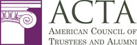 American Council of Trustees and Alumni Logo (PRNewsfoto/American Council of Trustees an)