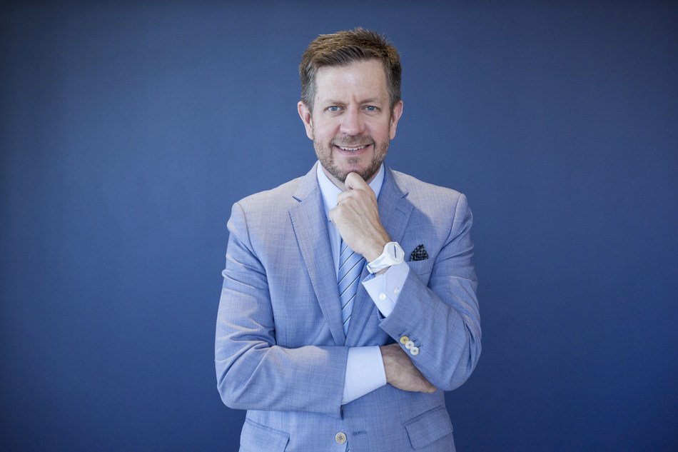 """Co-Founder and CEO Christopher """"Chip"""" Paucek"""