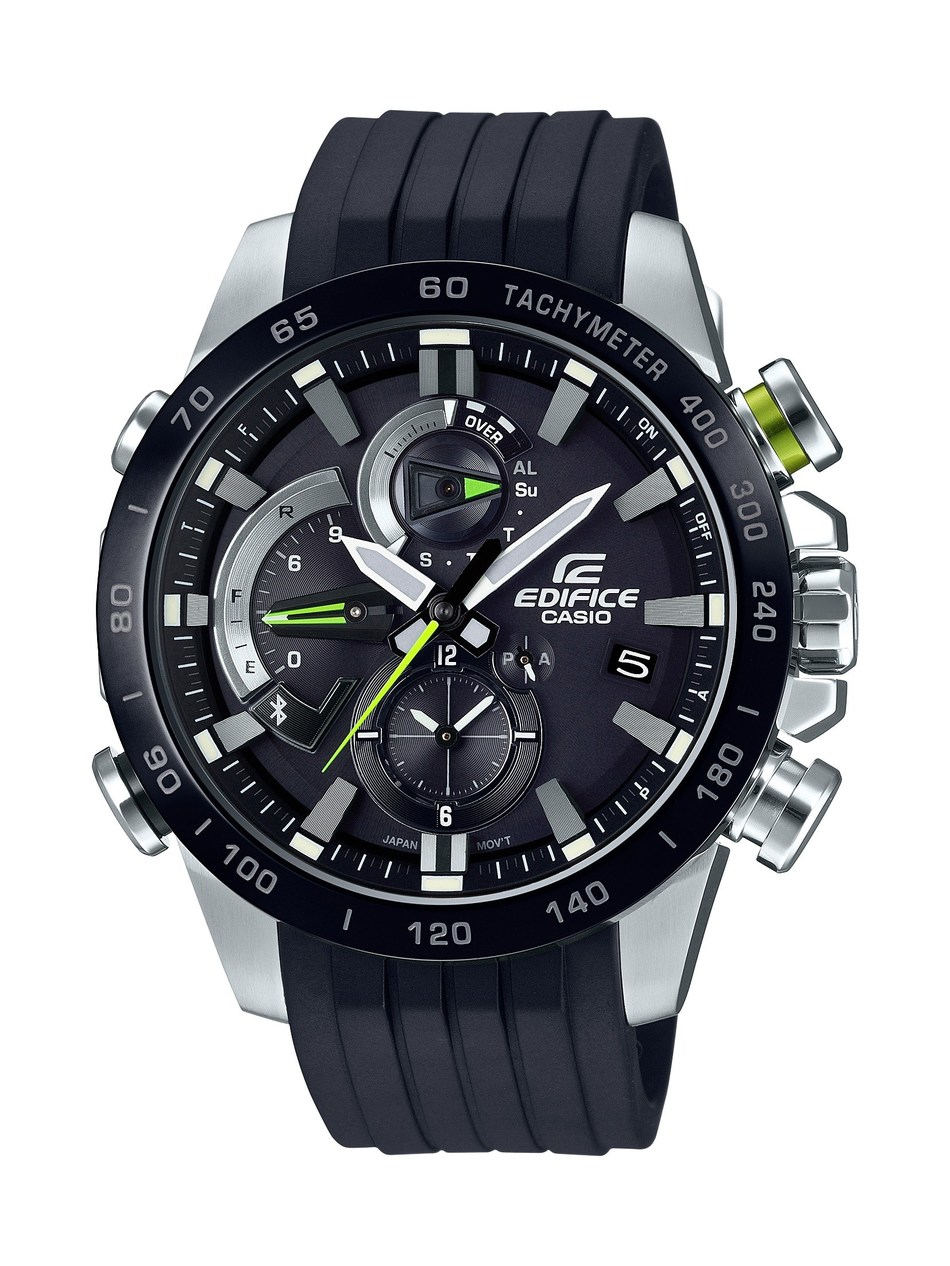 Casio Adds Two New Timepieces to EDIFICE Collection