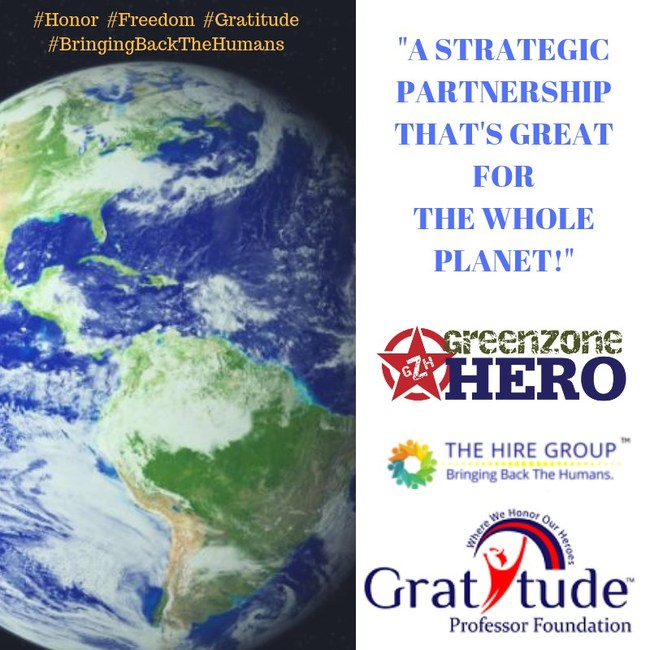 GreenZone Hero Announces Partner Affiliations to Add the Human Connection Back into a Digital Business World