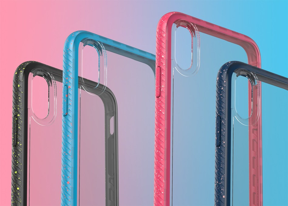 OtterBox announces Traction Series for iPhone Xs, iPhone Xs Max and iPhone XR.