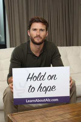 Allergan Teams Up with Actor Scott Eastwood to Encourage Recognition of World Alzheimer's Day on September 21st