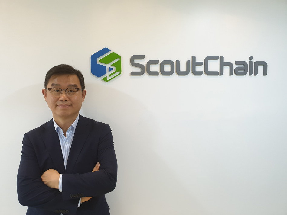 Young Chul Moon, ScoutChain CEO
