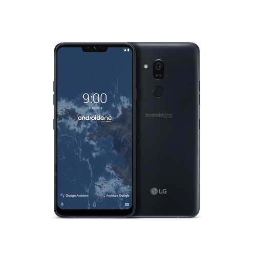 LG Electronics (LG) will be bringing the LG G7 One smartphone to Canada this year. (CNW Group/LG Electronics Canada)