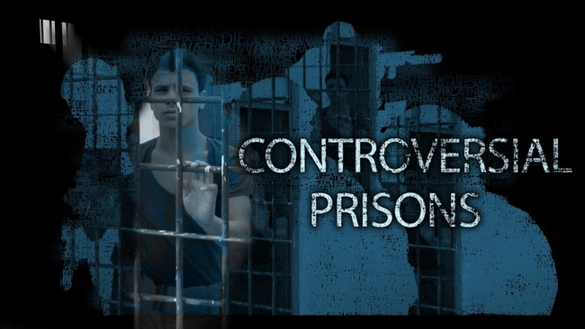Controversial Prisons - Cover