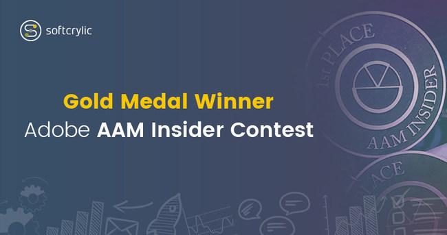 Adobe AAM Insider Contest