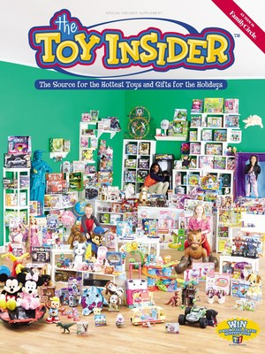 The Toy Insider's 13th annual Holiday Gift Guide features more than 200 toys from more than 100 different manufacturers. Every toy is hand-picked by a team of experts to help gift-givers be holiday heroes this year!