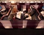 A Qatar Airways traz a inovadora experiência de Classe Executiva com a Qsuite à América do Sul