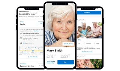 Never again miss an important announcement from your life's network again. Everdays helps you connect with those that matter most, so you can be there to support your family and friends. (PRNewsfoto/Everdays)