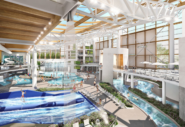 Ride The Wave Into Gaylord Opryland's New SoundWaves Water