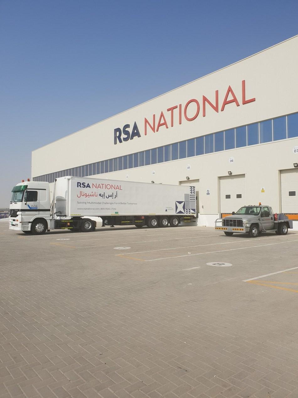 (PRNewsfoto/National Air Cargo)