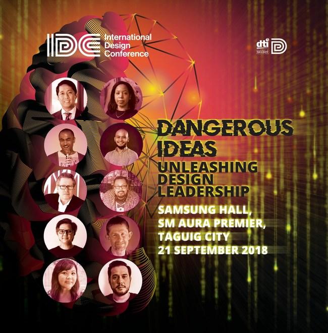 International Design Conference Speakers
