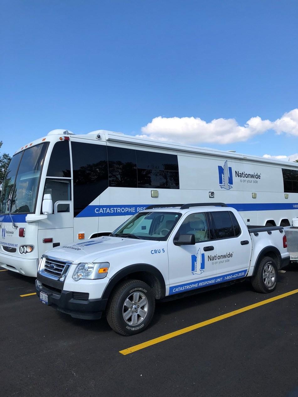 Nationwide Catastrophe Response Units