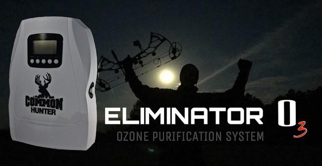 Eliminator O3 Ozone Air Purification Unit - Odor Elimination System