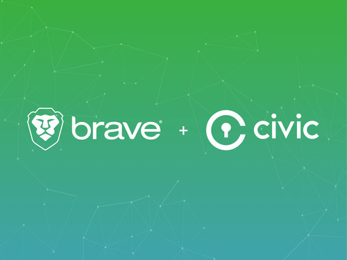 """Civic and Brave were both recently named """"Cool Vendors in Blockchain Technology"""" in a Gartner report."""