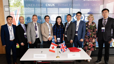 UKDE and Cascadia sign cooperation agreement