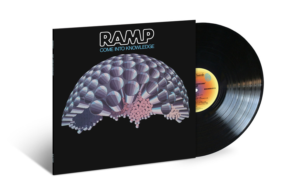 Acid-jazz legends RAMP's one and only album, 'Come Into Knowledge,' which hasn't been pressed on vinyl for a wide release since 1977, is available once again via Verve/UMe.