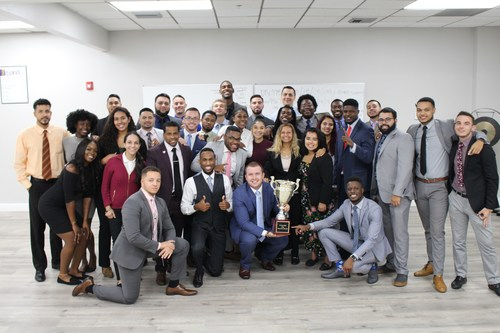 The team at MTN Consulting, Inc. earns national honors for Q2 excellence.