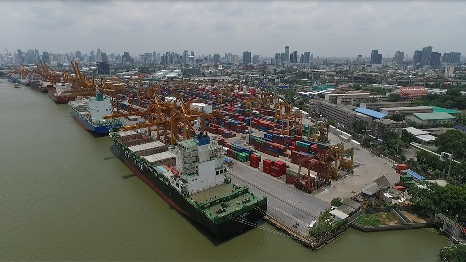 Thai exports during the first 6 months of 2018 grew by 11 percent, which is the highest rate in 7 years.